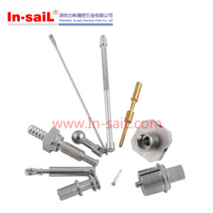 China Supplier Customized OEM CNC Titanium Machining Shenzhen Manufacturer pictures & photos