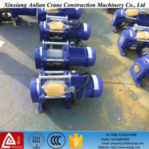 Kcd Multifunctional Electric Winch/Steel Wire Rope Winch Manufacture pictures & photos