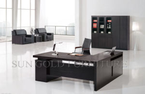 Fashion & Luxury Melamine CEO Office Desk (SZ-ODL319) pictures & photos