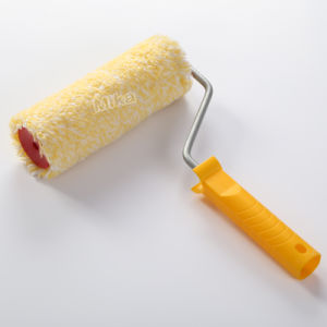 "7"" American Style Polyester Paint Roller with Handle R0224-634018 pictures & photos"