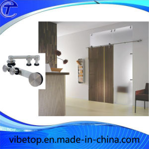 Sliding Wooden Barn Door Hardware Sets (BDH-01) pictures & photos