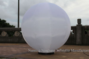 Hot Sale Party Decoration Inflatable Ball balloon with LED Light for Event