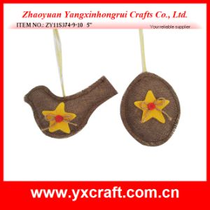 Christmas Decoration (ZY11S374-9-10) Christmas Felt Products Handmade Craft pictures & photos
