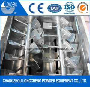 Double Shaft Agravic Mixer Machine for Powder Mixing pictures & photos