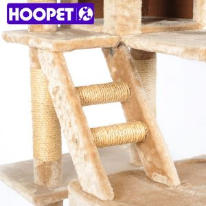 Cheap Happy Pet Cat Tree, Strong and Big Size Cat Furniture pictures & photos