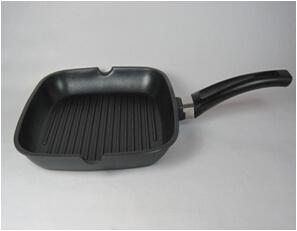 Aluminum Square Fry Pan