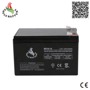12V 10ah VRLA Maintenance Free Sealed Lead Acid Battery
