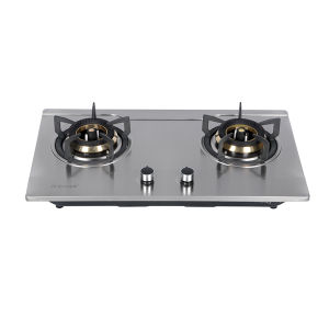 2 Burners 730 Length Stainless Steel Built-in Hob/Gas Hob pictures & photos