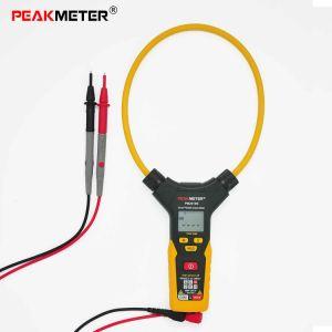 6000 Counts Dual Display AC Digital Flexible Clamp Meter