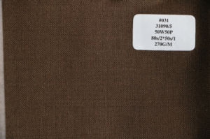 Four Colors of Serge Wool Fabric pictures & photos