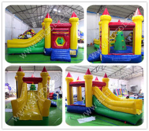 Inflatable Combo, Inflatable Game, Inflatable Bouncer Slide pictures & photos