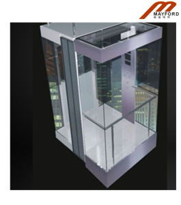 China direct manufacturer standard panoramic elevator for Home elevators direct