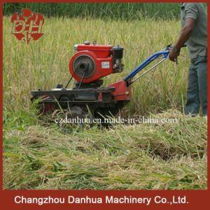 Agricultural Machinery Small Rice Combine Harvester