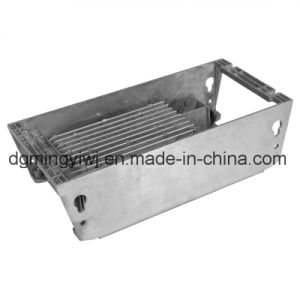 Die Casting Zinc Alloy for Zc9019 with CNC Machining and Advanced Technology Made by Mingyi