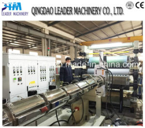 PE Car Mat 1500mm Sheet Production Machine/PE Sheet Machine pictures & photos