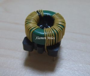Toroidal Inductor Power Choke Coil Filter T13mm pictures & photos