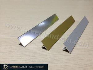 T Floor Aluminum Transition Tile Edge Trim in Three Color pictures & photos