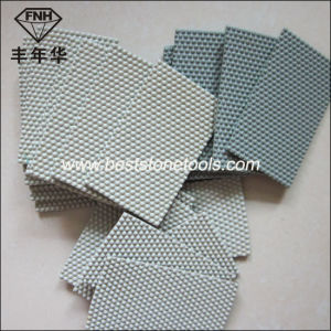 HD-2 Hand Pad Diamond Electroplated Abrasive Hand Paper pictures & photos