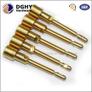 Precision OEM Manufacturing CNC Machining Brass Parts Made in China pictures & photos
