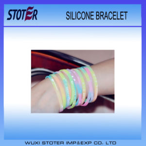 2016 Recycled Silicone Wristband Wholesale Wristband Silicone