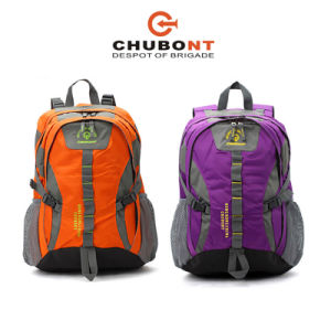 Chubont High Qualilty waterproof Fashion 15 Inch Travel Hinking Backpack pictures & photos