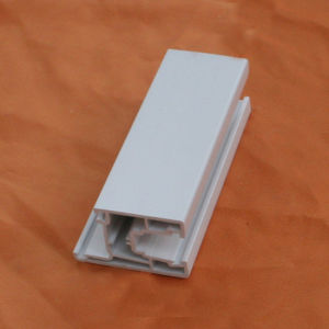 70 Series Window Sash PVC Extrusion Profiles pictures & photos