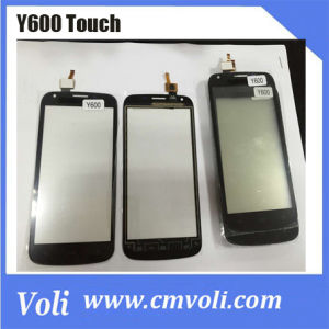 Digitizer Screen Touch for Huawei Y600 Touch Black Color pictures & photos