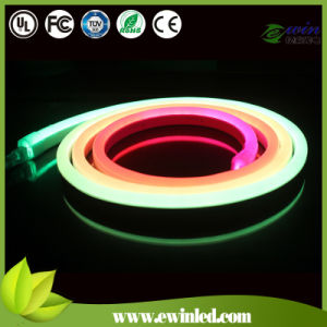 24V 15*26mm Digital RGB LED Neon Flex with SMD 5050 pictures & photos