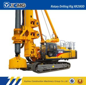 XCMG Official Manufacturer Xr280d Rotary Drilling Rig pictures & photos