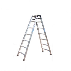Aluminum Alloy Household Folding Ladder pictures & photos