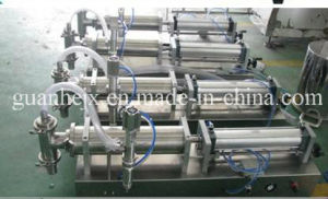 Semi-Auto Oil Filling Machine for Edible Oil or Engine Oil pictures & photos