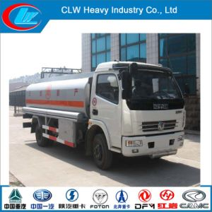 Dongfeng Heavy Duty 8cbm 4X2 Fuel Tank Truck pictures & photos