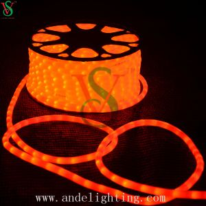 2 Wires 13mm Round LED Rope Light pictures & photos
