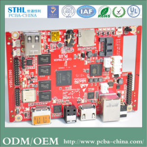 One Step Electronic Board Industrial Using PCBA Plant pictures & photos