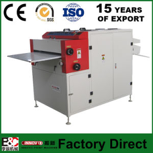 Zx-650 Automatic UV Coating Machine Paper Coating Machinery pictures & photos