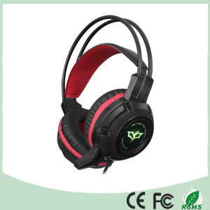 Super Bass Noice Cancelling Colorful Game Stereo Headphone (K-901) pictures & photos