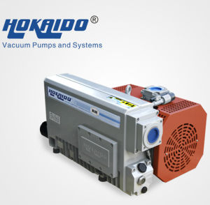 Oil Lubricated Rotary Vacuum Pump for Plasma Coating Machine (RH0200) pictures & photos