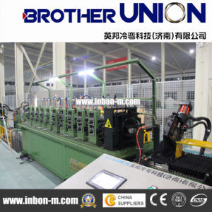 Water Heater Support Frame Roll Forming Equipment Machine pictures & photos