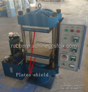 Rubber Vulcanizing Press / Small Hydraulic Press (XLB-300X300X1/0.25MN) pictures & photos