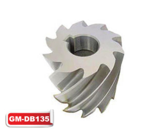 HSS Plain Milling Cutter (GM-DB135) pictures & photos