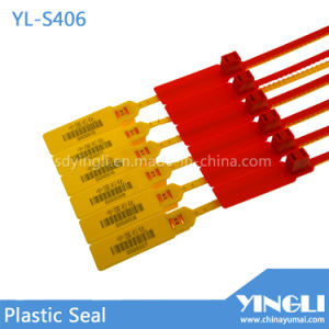 Double Locking Pull Tight Plastic Security Seals (YL-S406) pictures & photos