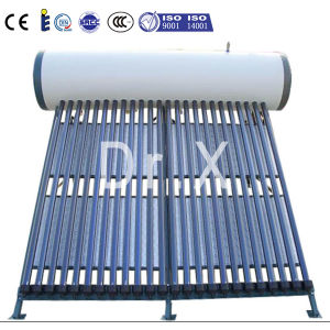 Wholesale High Quality Pressurized Heat Pipe Solar Water Heater pictures & photos
