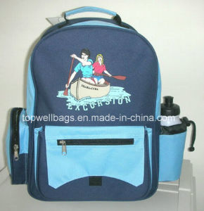 2017 New China Customized Sublimation Kids School Bag Backpack