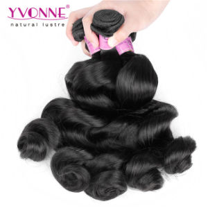 100% Human Hair Extension Virgin Peruvian Hair pictures & photos