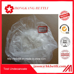 Raw Steroid Testosterone Undecanoate Powder for Bodybuilding CAS No 5949-44-0 pictures & photos