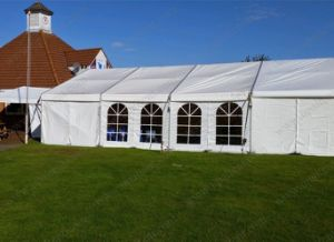 Aluminum Tent with Clear Windows pictures & photos