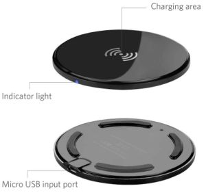 Ultra-Slim Wireless Charger for Samsung Note5 pictures & photos