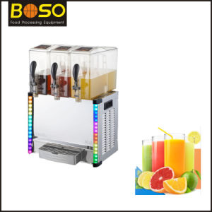 30L Circular Juice Dispenser Fruit and Vegetable Juice Dispenser pictures & photos