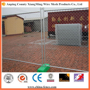 Galvanized Australia Temporary Chain Link Fence (XM-ATF18) pictures & photos