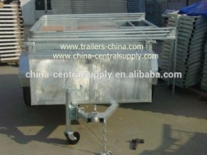Light Duty 2.0X1.3m Camping Trailer of Factory (CT0080I) pictures & photos